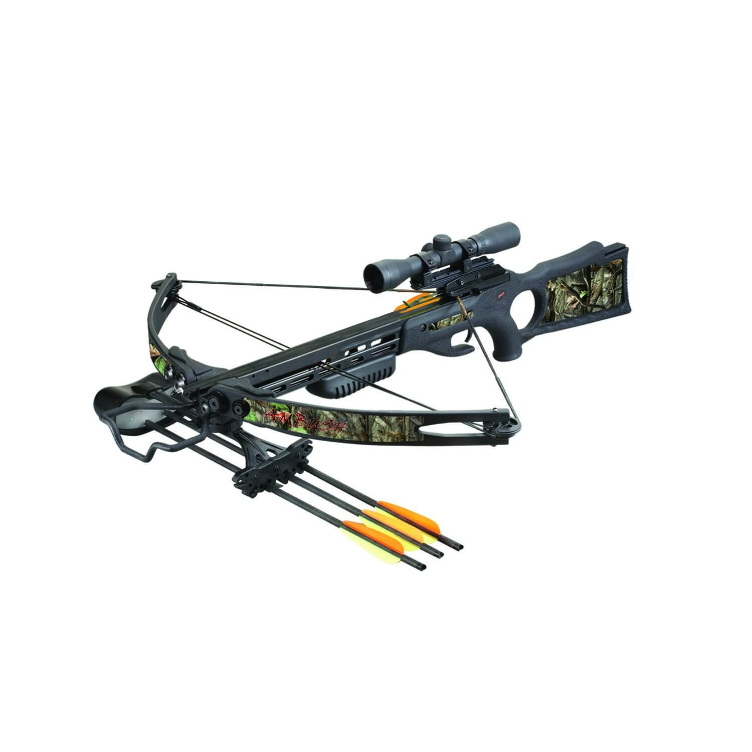 Why The SA Sports Ambush Crossbow