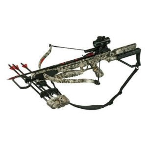 elocity Archery Warhawk Crossbow Dot Scope