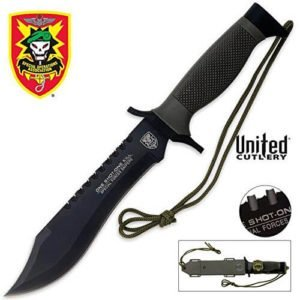 One Shot One Kill Survival Knife