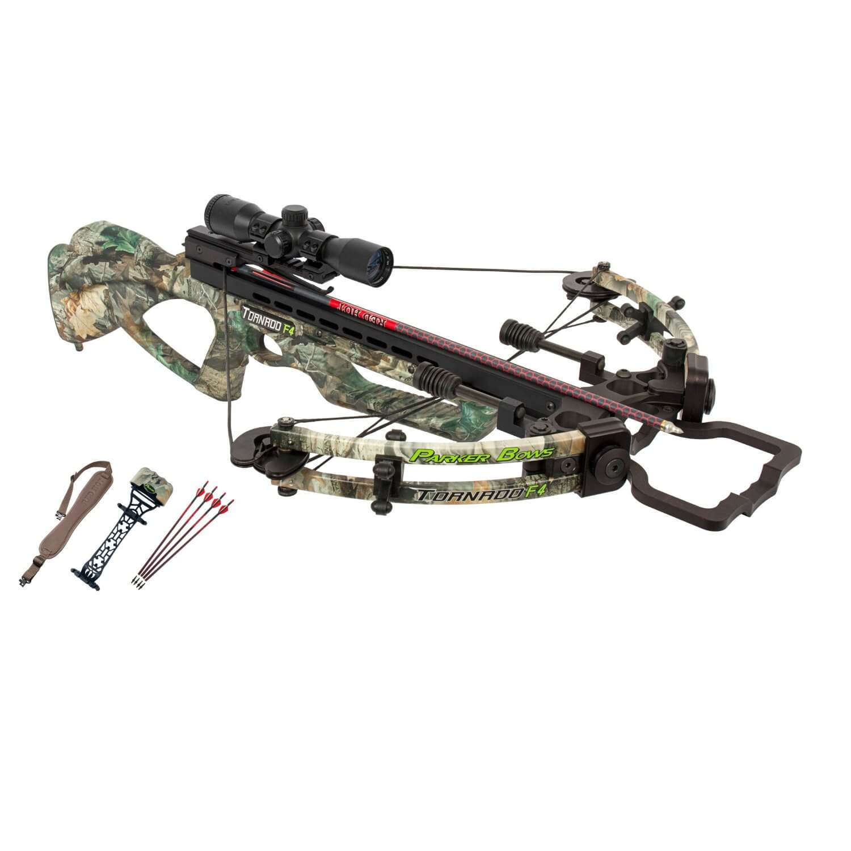 Packer Bows Tornado F4 Crossbow
