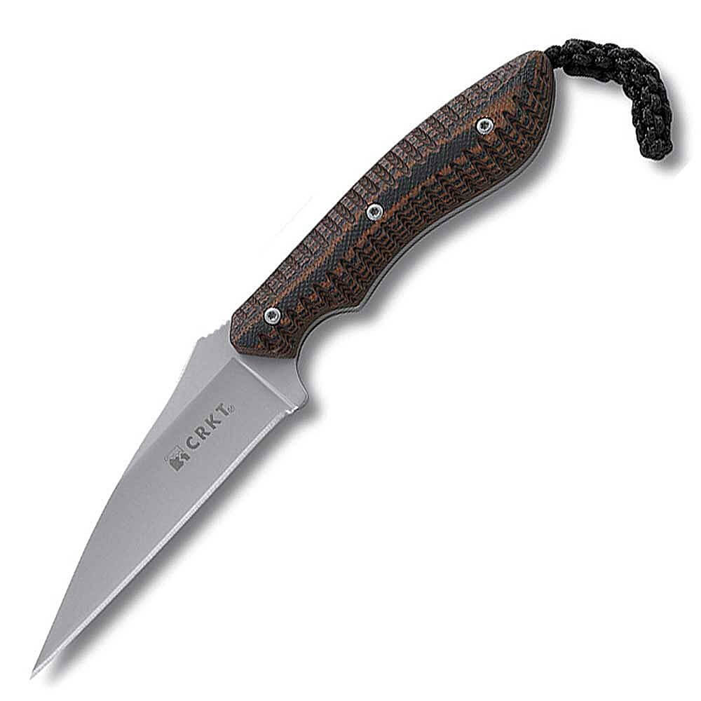 CRKT SPEW Fixed Blade Tactical Knife
