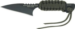 Tops Hoffma Hapoon Fixed Blade Knife