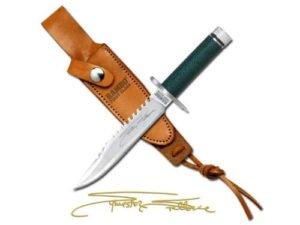 Rambo I Stallone Signature Tactical Survival Knife