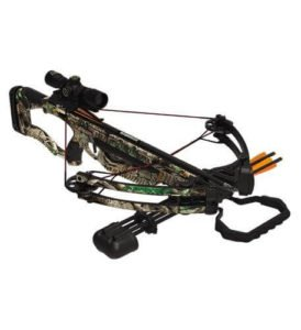 Barnett Outdoors Raptor FX Crossbow Package