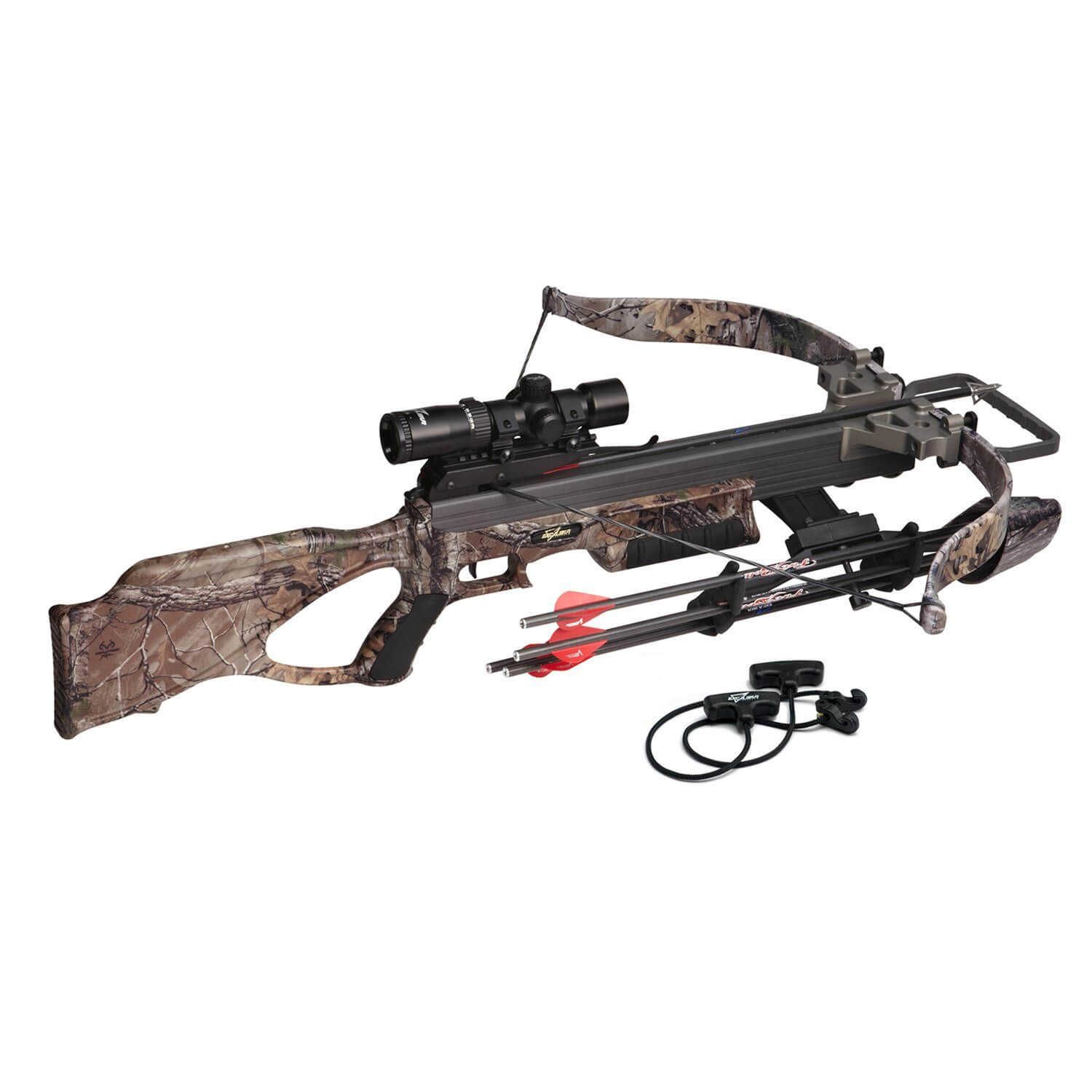 Excalibur Matrix 355 Crossbow Package, Realtree Xtra, 240-Pound