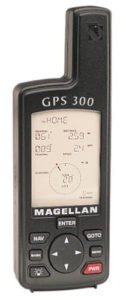 Magellan GPS 300 2.2-Inch Portable GPS Navigator