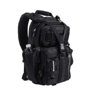 Smith and Wesson Lite Force Tactical Pack, Black