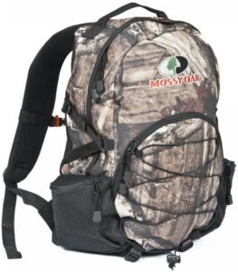 Mossy Oak Silver Leaf 1 Day Pack