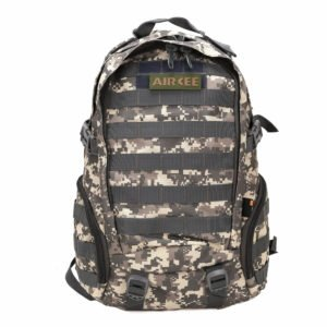 Aircee (TM) Camoflage Daypack School Laptop Backpack