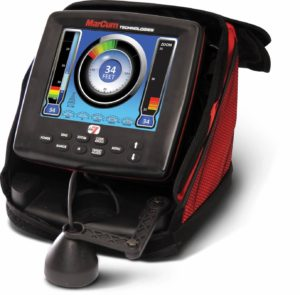 Marcum LX fish finder