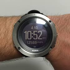 Suunto Traverse GPS Watch