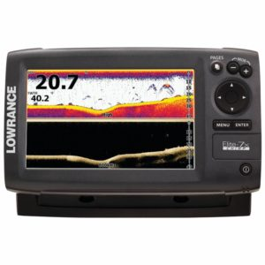Lowrance Elite 7X Chirp