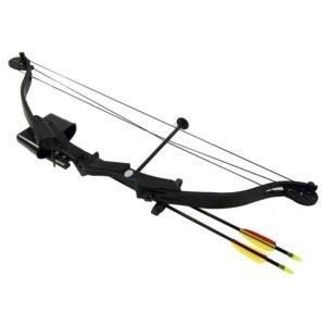 iGlow Camouflage Camo Archery Hunting Compound Bow