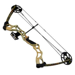 iGlow Camouflage Camo Archery Hunting Compound Bow