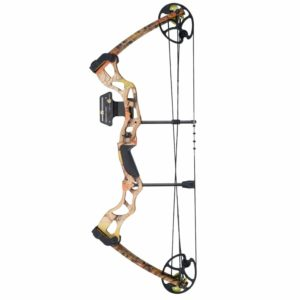 Leader Accessories Camo Compound Bow