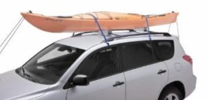 SportRack SR5525 Foam Kayak Carrier