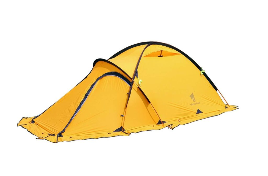 GEERTOP 2-person 4-season tent  sc 1 st  Outdoors & 2017 Top 10 Best 4 Season Tents u2013 All Outdoors