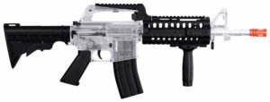 Crosman Stinger R37 Spring Powered Tactical Airsoft Rifle