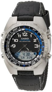 Casio Forester Fishing Timer Watch