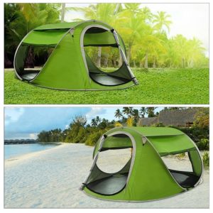 G4Free Large Pop Up Backpacking Camping Hiking Tent