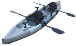 Useful Sit On Top Tandem Fishing Kayak