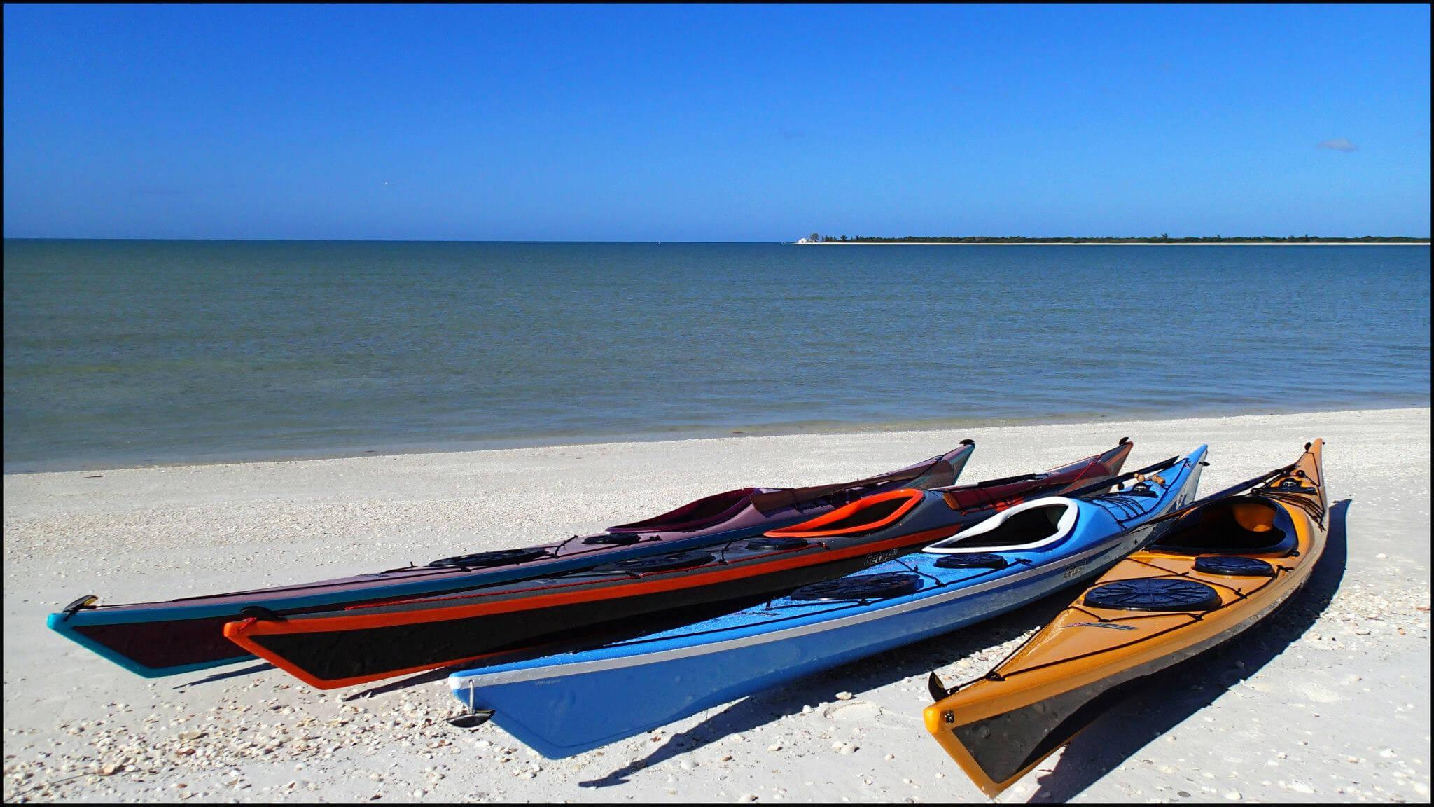 2017 Top 4 Best Sea Kayaks All Outdoors