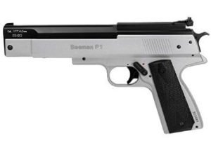 Beeman P1 Stainless Look Air Pistol air pistol