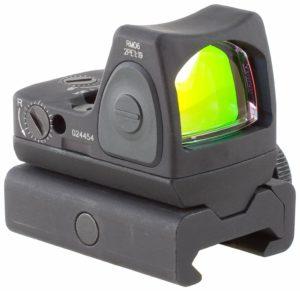 Trijicon RMR 3.25 MOA Adjustable LED Red Dot Sight