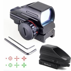 RioRand Generic Holographic Red and Green Dot Sight