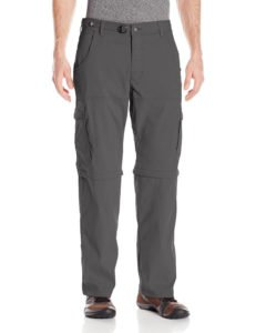 prAna Stretch Zion Convertible Pants