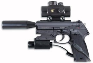 Gamo PT-80 Tactical Air Pistol