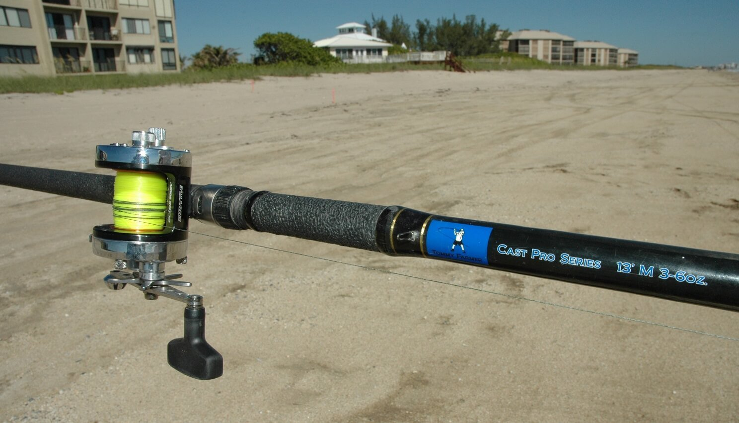 2017 top 6 best surf casting rod all outdoors for Surf fishing reel