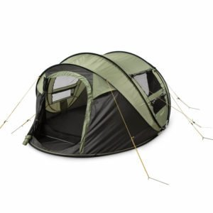 FiveJoy 4-Person Instant Pop-Up Tent