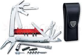 Victorinox Swiss Army SwissTool Swiss Army Knife/Pouch 53946
