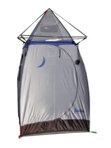 PahaQue Wilderness Tepee Shower/Outhouse Tent