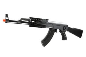 BBTac BT-AK Tactical RIS AEG w/ Integrated Rail System
