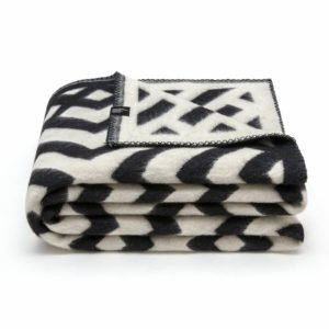 Merino Wool Blanket by Woolkrafts