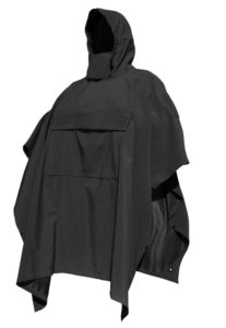 Poncho Villa(TM) Technical Soft-Shell Poncho by Hazard 4