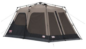 Coleman 14x8 Foot 8 Person Instant Tent