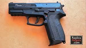 SIG Sauer P226 Full Metal Blowback CO2 Air Pistol
