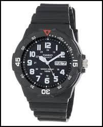 Casio Men's MRW200H-1BCT