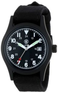 Smith & Wesson SWW-1464-BLK Military Watch