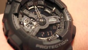 G-Shock GA110-1B Military Series Watch