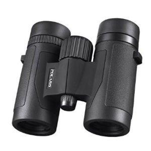 Polaris Optics Spectator 8X32 Compact Bird Watching Binoculars