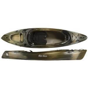 Old Town Canoes & Kayaks Vapor 10 Angler Fishing Kayak