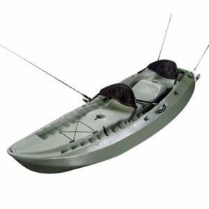 Lifetime 10 Foot Sport Fisher Tandem Kayak