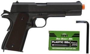 Colt Full Metal Airsoft Pistol