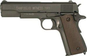 Tanfoglio 358003 1911 Full Metal C02 Blowback Air Pistol