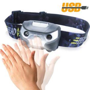 QPAU LED Headlamp Sensor Control