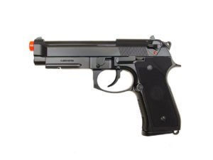 KJW Model-603M9PTP Gas/Co2 Blowback Full Metal